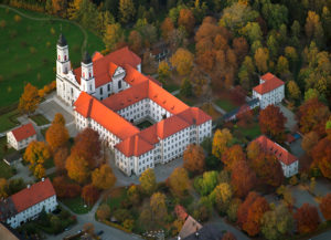 Kloster Irsee Tagungs-, Bildungs- und Kulturzentrum  des Bezirks Schwaben
